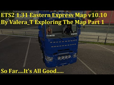 Fix for map Eastern Express 10.10 for 1.31