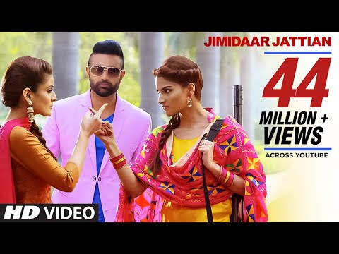 Gagan Kokri: Jimidaar Jattian FULL VIDEO