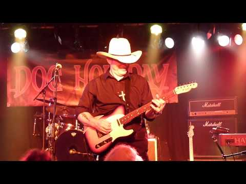 Doc Holliday at Colos-Saal Aschaffenburg 2011