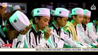 """Video """" New """" Cinta Di Atas Sajadah - Voc. Hafidzul Ahkam Syubbanul Muslimin Live Lirboyo Kediri MP3, 3GP, MP4, WEBM, AVI, FLV Juni 2019"""