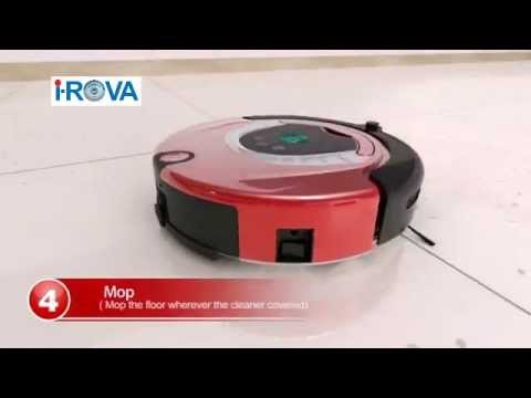Advance Robot Vacuum Cleaner with Auto Charge XR210E