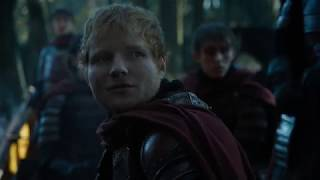 ED SHEERAN IN GAME OF THRONES SEASON 7 EP 1.