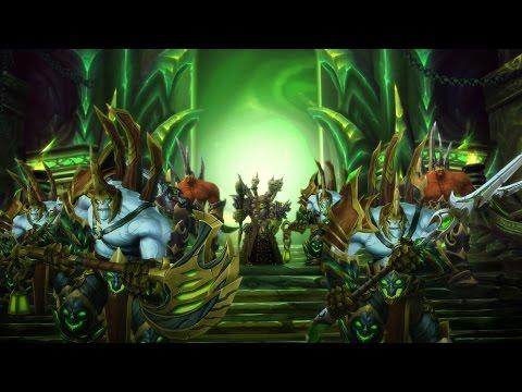 World of Warcraft Legion : trailer de lancement