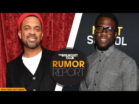 Mike Epps Responds To Kevin Hart's Comments On The Breakfast Club