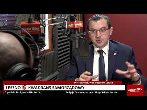 Wideo1: Leszno Kwadrans Samorządowy 7 grudnia 2017