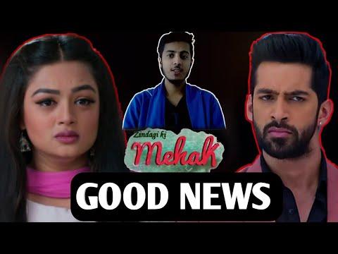 Zindagi ki mehek   Good News   Back   Next   Season 2   Shaurya   Mehak