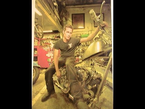 Totally Driven Radio #36 7/11/13  Adam Cramer Interview Philly Throttle Liberty Vintage Motorcycle