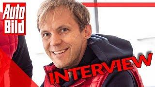 Das Goldene Lenkrad (2019): Mattias Ekström - Interview - Seat by Auto Bild