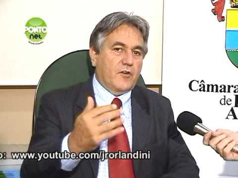 Entrevista com o presidente da Cmara Municipal de Porto Alegre, vereador Nelcir Tessaro (PTB) - Bloco 3