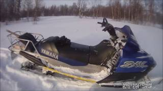 2. Yamaha SX Viper 700M