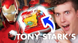Video 7 MUST-HAVE Items You've Never Heard of from KOREA!? (Zero Gravity Chair + Tony Stark Robot Stapler) MP3, 3GP, MP4, WEBM, AVI, FLV Maret 2019