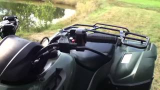 9. 08 Honda Rancher 420 ES 4x4!
