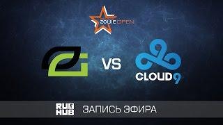 OpTic Gaming vs Cloud 9 - DreamHack Winter - map1 - de_overpass