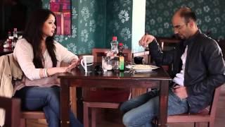 رجائي قواس و تيما الشوملي وراء كواليس تصوير في-ميل