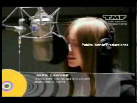 Knockin' On Heaven's Door – Avril Lavigne (SUBTITULADO INGLES ESPAÑOL)
