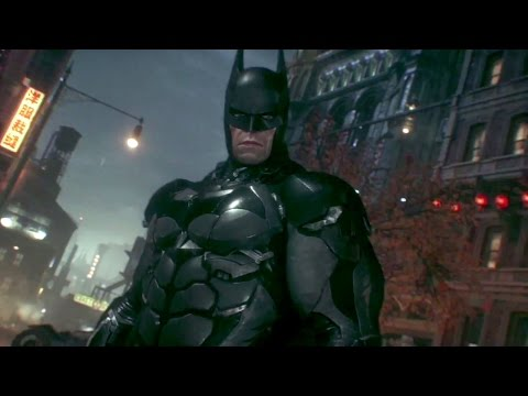 batman arkham knight - gameplay trailer hd
