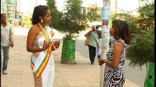 Semonun Addis: City Cleaning With Miss Addis Ababa