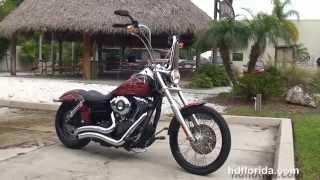 4. Used 2010 Harley Davidson Wide Glide Motorcycle for sale - Zephyrhills, FL