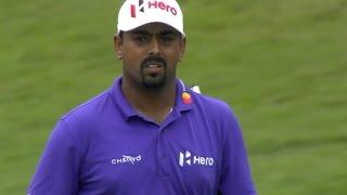 Highlights   Anirban Lahiri commands a four-shot lead at CIMB by PGA TOUR