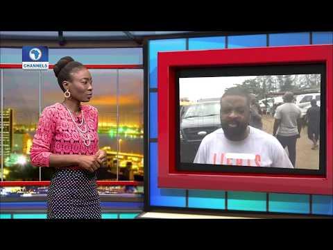 EXCLUSIVE: Kunle Afolayan On Set Of New Film, MOKALIK   EN  