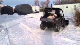 5. 2014 canam commander 1000 limited