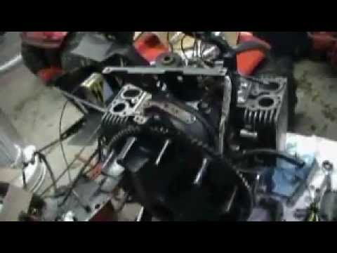 Onan - Doing a valve adjustment on my Onan Performer Series. Sorry for the poor video quality- its the software I'm using- didn't code it well.