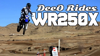 8. 2008 Yamaha WR250X Supermoto | First Laps and Thoughts WHILE RIDING