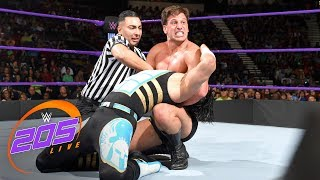 Nonton Mustafa Ali Vs  Drew Gulak  2 Out Of 3 Falls Match  Wwe 205 Live  July 18  2017 Film Subtitle Indonesia Streaming Movie Download