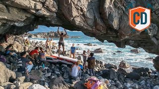 WOW! Bouldering In Paradise | Climbing Daily Ep.1384 by EpicTV Climbing Daily