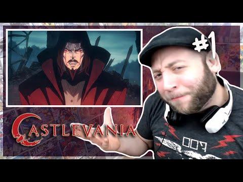"Castlevania Episode 1 REACTION ""Witchbottle"""