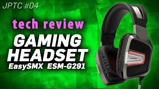 TECH REVIEW: EasySMX Gaming Headset (only $35?)