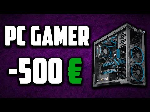 UN VRAI PC GAMER À 500€ ? ON L'A FAIT ! CONFIG GAMER PAS CHER