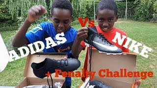 Video FOOTBALL - Unboxing ADIDAS X 17.2 FG vs NIKE Mercurial Victory DF + Penalty CHALLENGE | K-Boyz TV MP3, 3GP, MP4, WEBM, AVI, FLV Agustus 2017