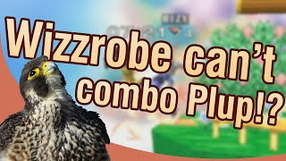 WIZZROBE CAN'T COMBO PLUP!? Stream highlight with Plup  03