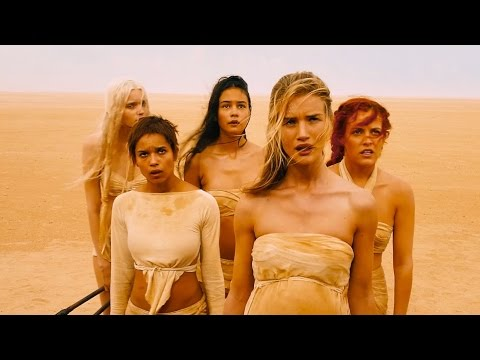 Mad Max: Fury Road Character Featurette 'The Wives'