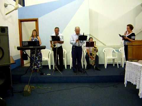 IGREJA BATISTA NOVA JERUSALEM EM URUPÊS