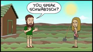 You Speak Schwäbisch? YouTube video