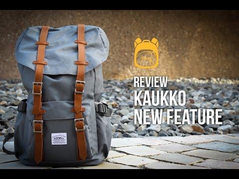 Kaukko New Feature - Review auf Deutsch - Rucksack Test