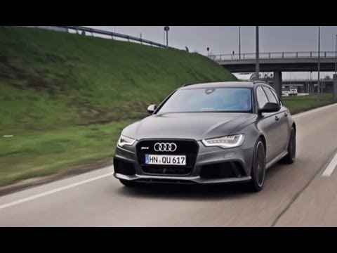 autoblogger - Our review of the latest Audi RS6 Avant! Via http://www.abhd.nl/video/audi-rs6-avant-c7/