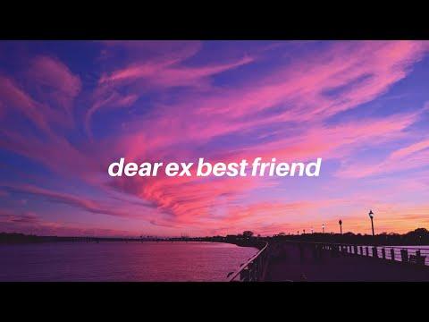 dear ex best friend || Tate McRae Lyrics