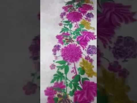 Sana Safinaz Master Replica | MEMSAAB UK (видео)