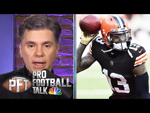 PFT PM Mailbag: Are the Browns better off without OBJ?   Pro Football Talk   NBC Sports