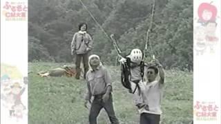 パラグライダーの村 青木村