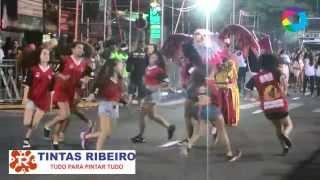Atlético Águia - Bloco no Carnaval 2015
