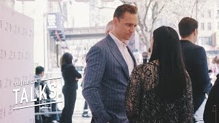 TOM HIDDLESTON AND SUSANNE BIER DISCUSSED THEIR  NEW SERIES THE NIGHT MANAGER AT TRIBECA 2016 full download video download mp3 download music download