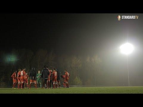 U21 STANDARD - LA GANTOISE : 2-1