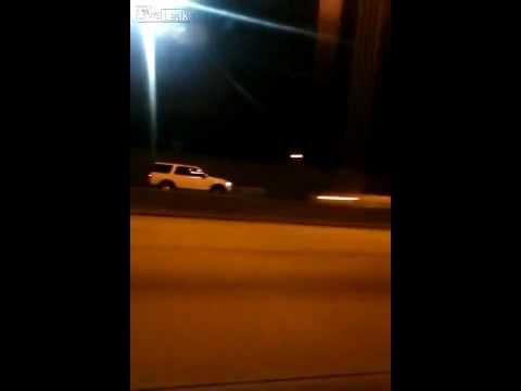 Wrong-Way Crash Video