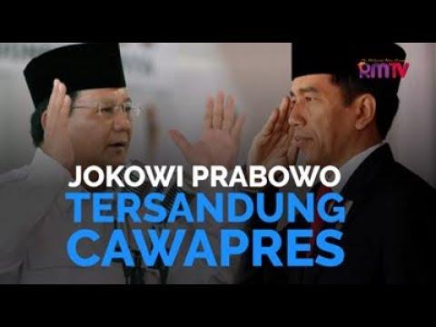 Jokowi - Prabowo Tersandung Cawapres