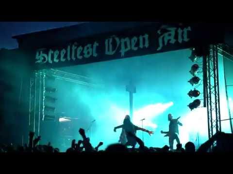 Moonsorrow, live at Steel Fest Open Air 2018 (видео)