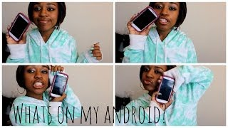 What's on my Android? ? - YouTube